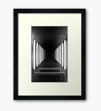 Ladder to Infinity Framed Print