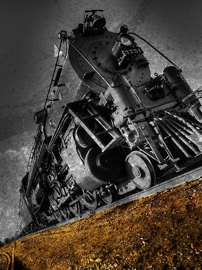 Iron Horse by Randy Turnbow