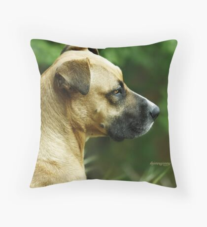 What Now? Throw Pillow