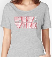 NY Women's Relaxed Fit T-Shirt