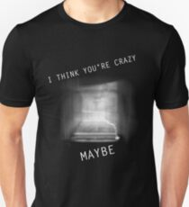 Kid A Series- Crazy Maybe Slim Fit T-Shirt