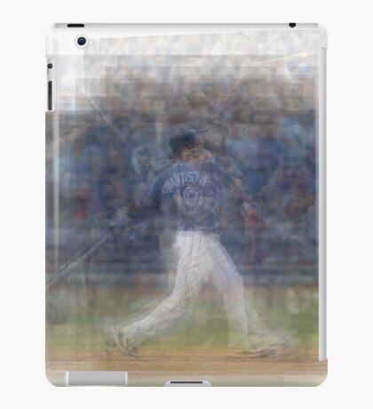 Jose Bautista Swing Bat Flip iPad Case/Skin