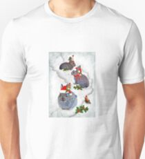 Bunnies' Christmas Party T-Shirt