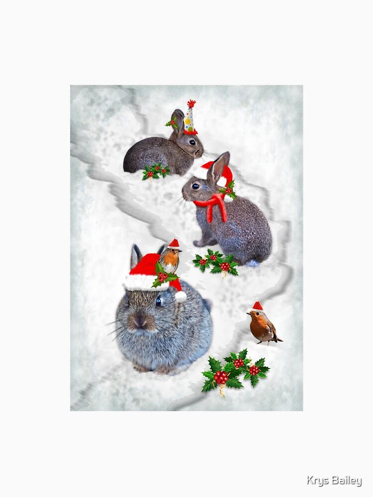 Weihnachtsfeier der Häschen von KrysBailey
