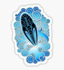 Moya Starburst Sticker