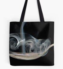 Smoke and Mirrors Tote Bag