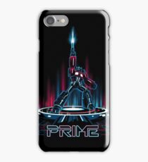TRON-PRIME iPhone Case/Skin