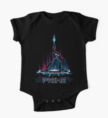 TRON-PRIME Short Sleeve Baby One-Piece