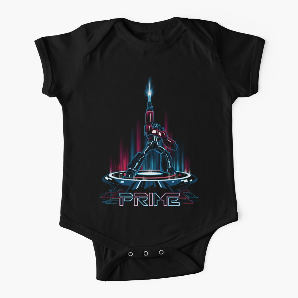 TRON-PRIME Baby One-Piece