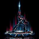 TRON-PRIME by DJKopet