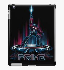 TRON-PRIME iPad Case/Skin