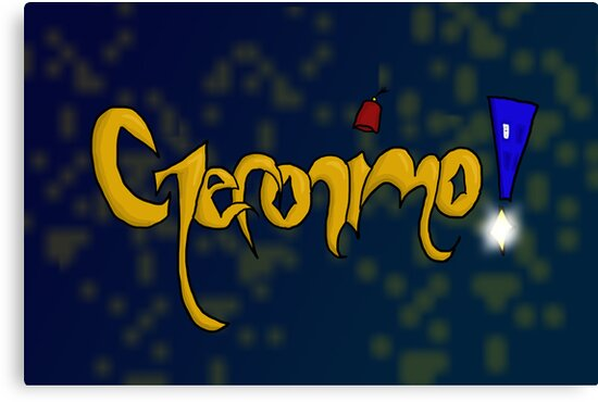 Geronimo! by Beverley Loudon