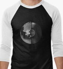Camiseta ¾ estilo béisbol Disco