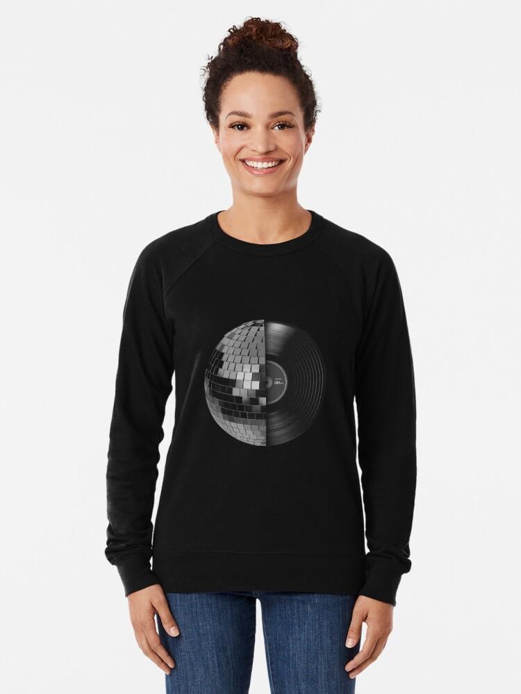 Alternate view of Disco Lightweight Sweatshirt