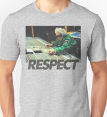 Respect the DJ Unisex T-Shirt