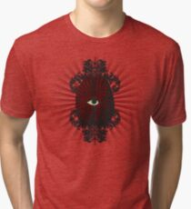 What Color is Your Mind? Tri-blend T-Shirt