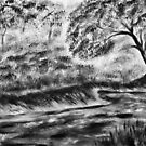 River Bank by Sergio Spagnolo