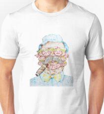 if Bill Murray was a Triple Bacon Cheeseburger T-Shirt
