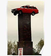 """""""CAR PARK FULL"""" Poster"""