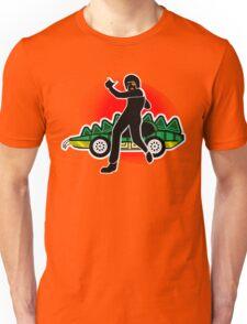 Go, Franky, Go! Unisex T-Shirt