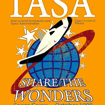 IASA Space Camp  by spritelady