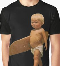 Baby Surfer Graphic T-Shirt