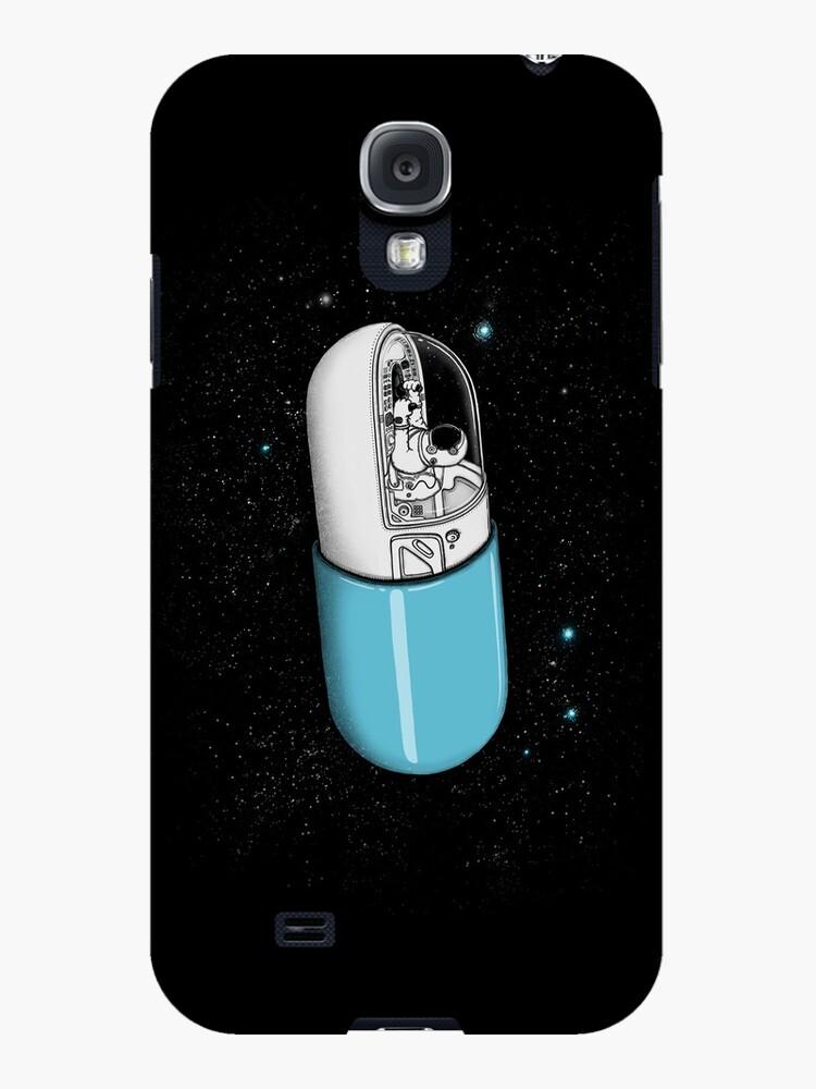 Space Capsule by Jorge Lopez