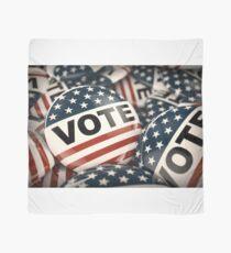 Pañuelo Botón de voto