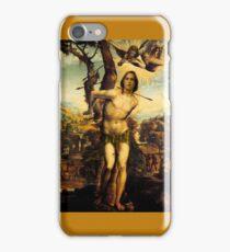 St. Jordan Catalano iPhone Case/Skin