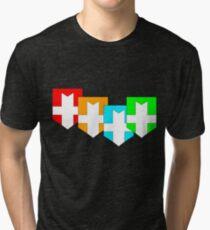 Elemental Knights Tri-blend T-Shirt