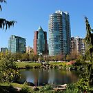 Vancouver - Coal Harbour Flats by rsangsterkelly