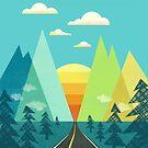 the Long Road by Jenny Tiffany