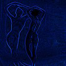 """""""The Rope Dancer Accompanies Herself with Her Shadows."""" revisited by MarkBigelow"""
