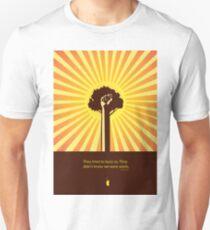 minimalist Mexican proverb Unisex T-Shirt