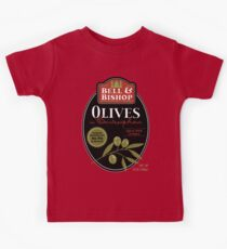 Olives in Cortexiphan Kids Tee