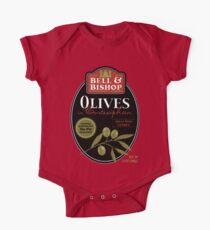 Olives in Cortexiphan One Piece - Short Sleeve