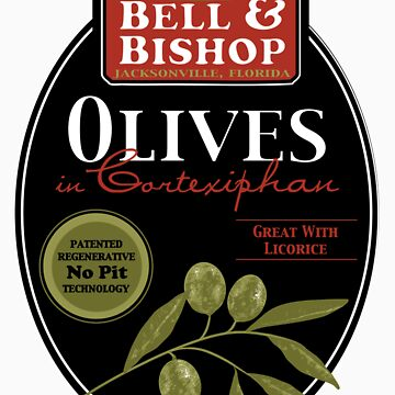 Olives in Cortexiphan by OneShoeOff