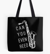 Can You Even Reed? Tote Bag