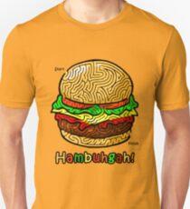 Maze Shirts: Hambuhgah! T-Shirt