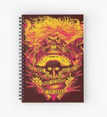 FURY ROAD: IMMORTAN JOE Spiral Notebook