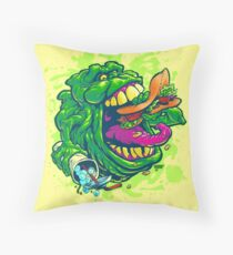UGLY LITTLE SPUD Throw Pillow