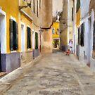 Ciutadella Alley by oreundici