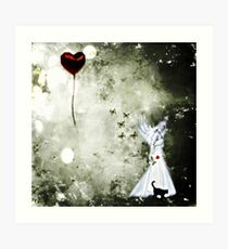 Unrequited  Art Print