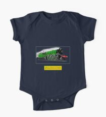 Steam Locomotive - The Flying Scotsman 1923 One Piece - Short Sleeve