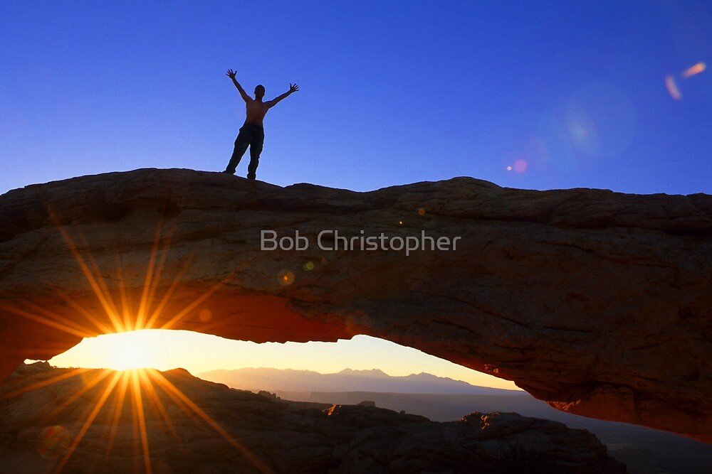 Celebrate The New Day by Bob Christopher
