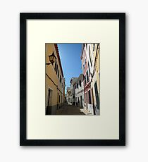 Mahon, Menorca Framed Print