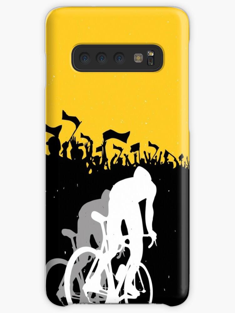 Giro D' Italia Retro Passo Dello Stelvio Cycling Poster Samsung S10 Case