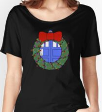 Whovian Holidays Women's Relaxed Fit T-Shirt