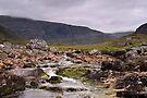 Hebridean River View by Kasia-D