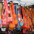 Colourful bags by Segalili